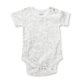 Laurel Leaf Short Sleeve Bodysuit - Sapling Child