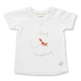 Signore Fox Tee - Sapling Organic Baby Clothes