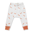 Signore Fox Pants - Sapling Organic Baby Clothes