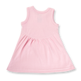 Heather Pink Dress - Sapling Organic Baby Clothes
