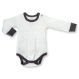 Kibble Puppy Long Sleeve Bodysuit - Sapling Child