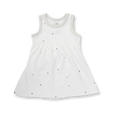 Twinkle Twinkle Dress with Bloomer - Sapling Organic Baby Clothes