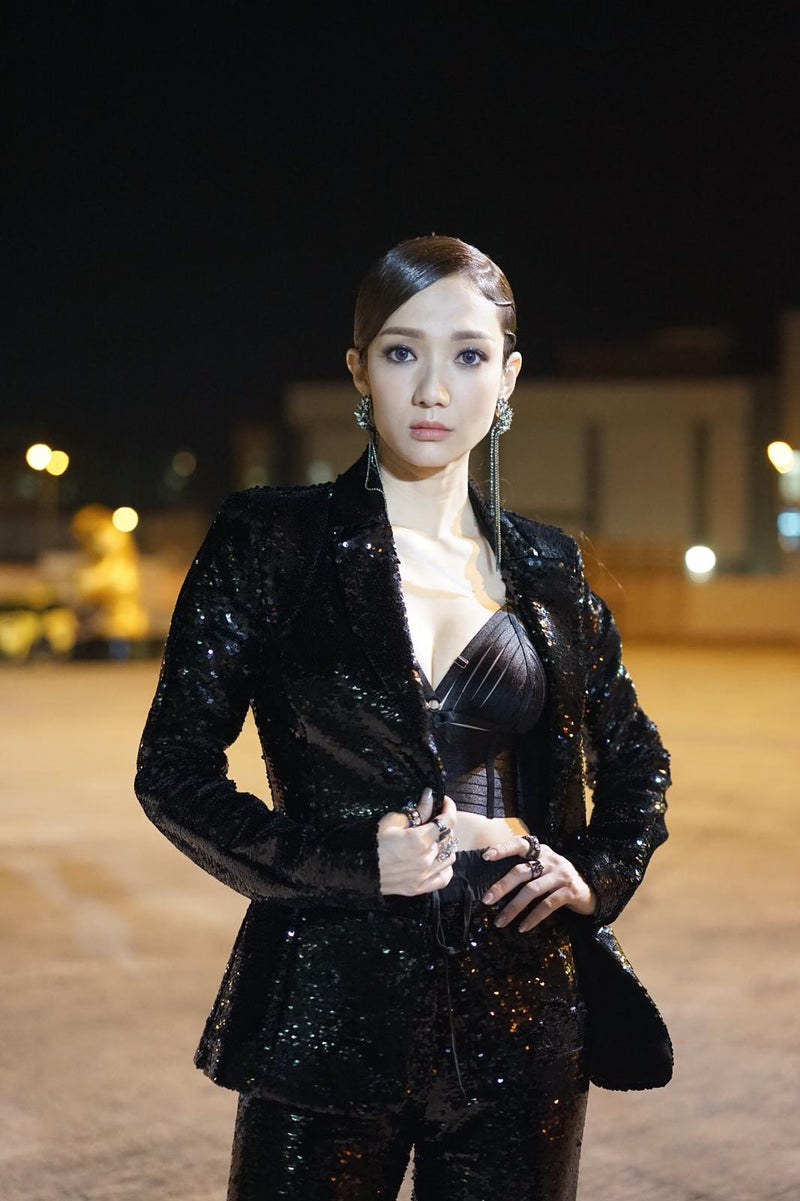 #SHEER Celebs | Fall / Winter 2018 | Grace Wong in Bordelle