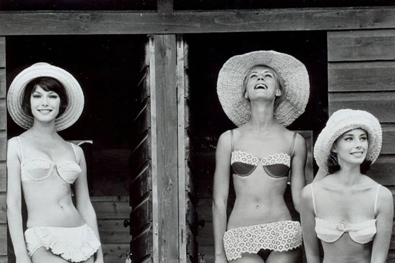 History of Lingerie as Outerwear