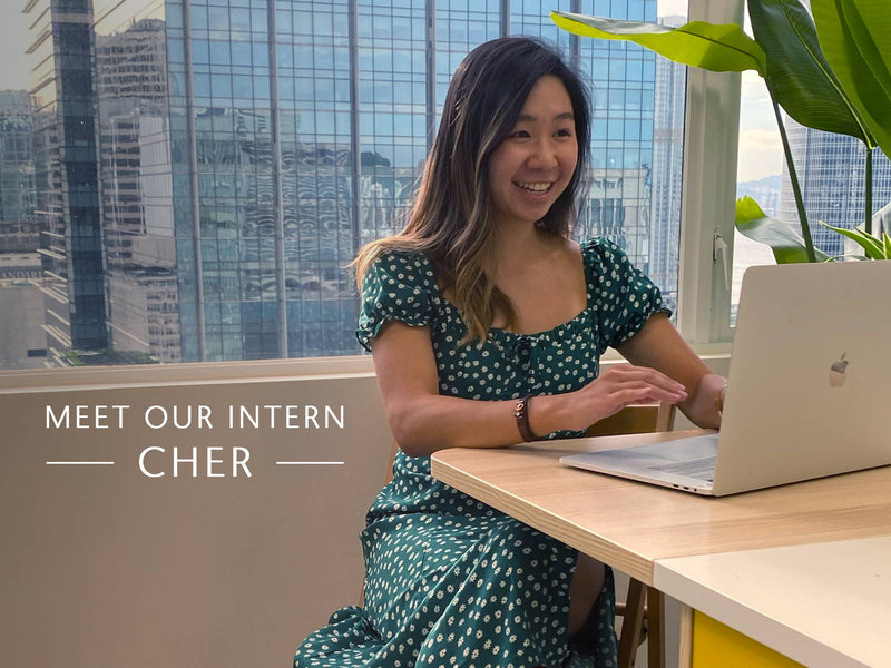 Meet Our Marketing Intern Cher