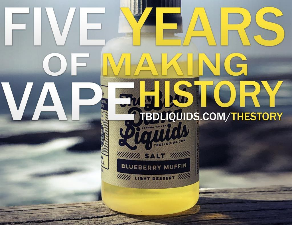 TBD Liquids: The Story Behind The Best Vape Juice