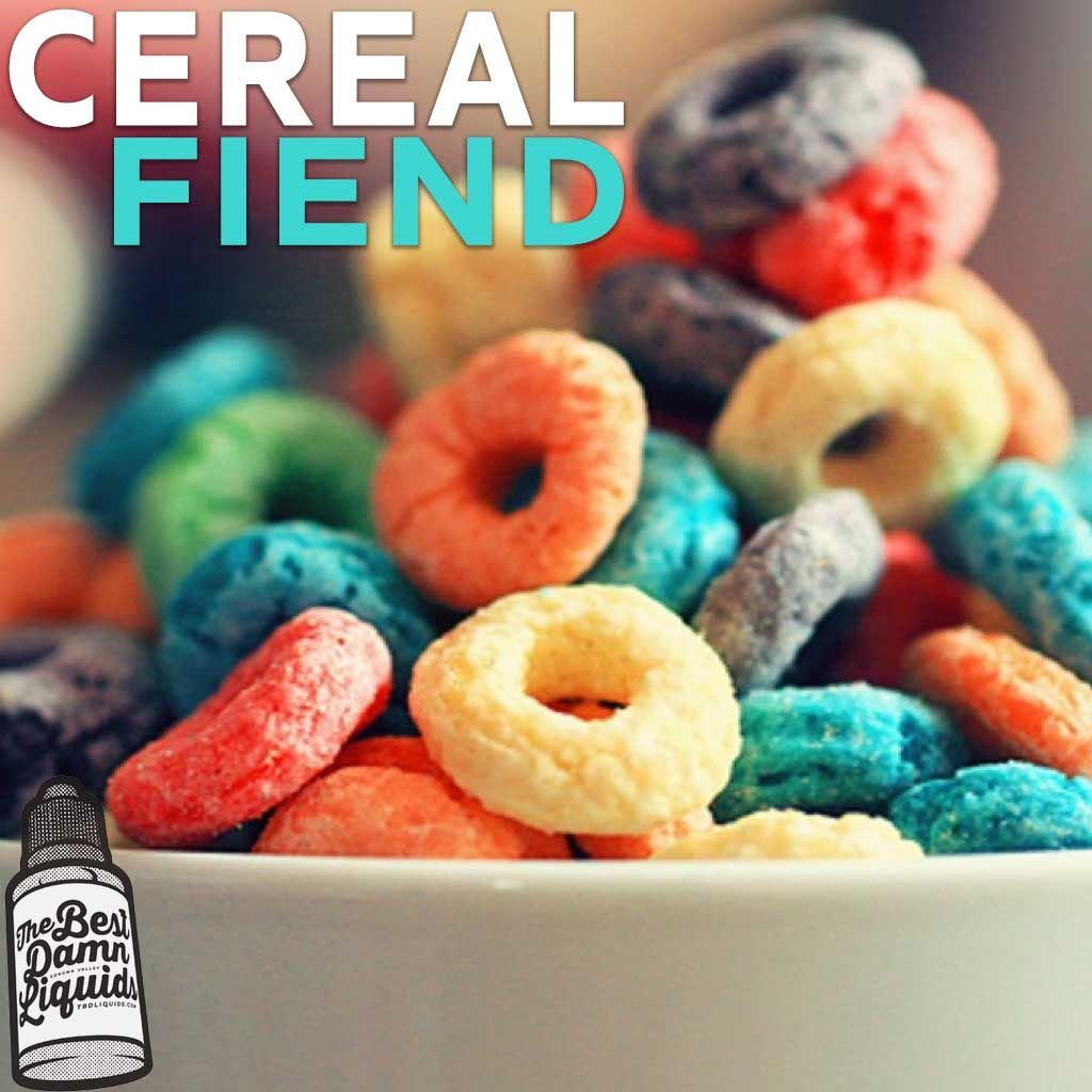 Best Cereal Best Vape Juice / E-Liquid / eJuice 2019 - Cereal Fiend TBD E-Liquids