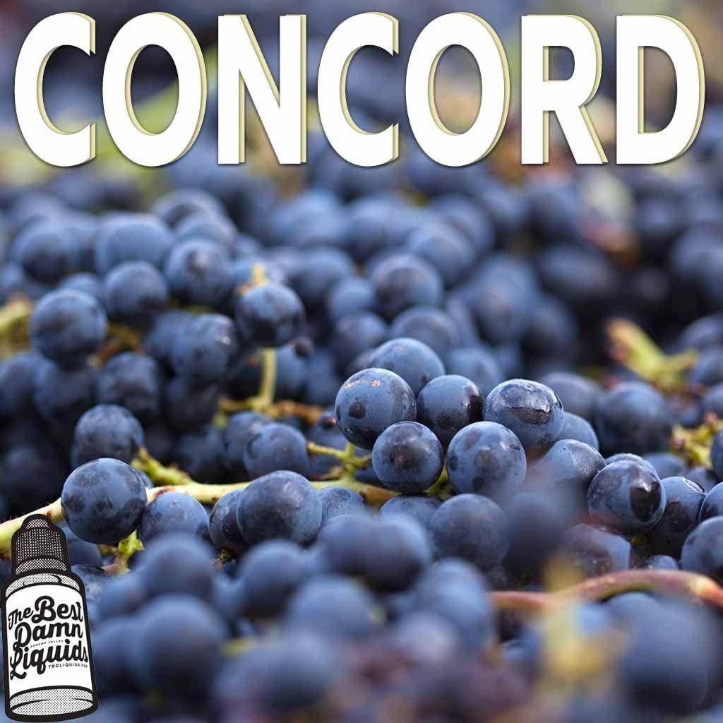 best grape vape juice flavor - concord