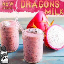 dragons milk a dragon fruit cream e-liquid - tbd liquids best vape juice flavors of 2019