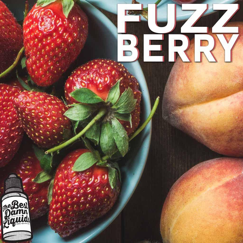 best peach ejuice flavor 2019 - tbd liquids fuzzberry vape e-liquid