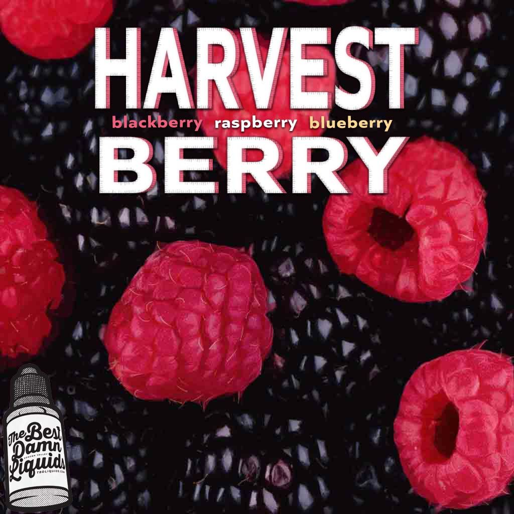 harvest berry 30ml bottle ejuice