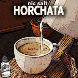 horchata flavor best nic salts 2019 - tbd liquids cinnamon new salt liquid flavor