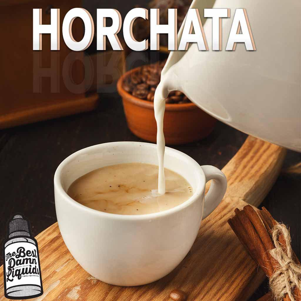 horchata e-juice 30ml bottle tbd liquids