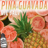 New Pina Guavada Nic Salt Flavor - Best Nic Salts 2019