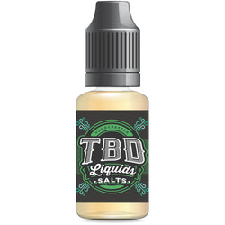 best cucumber mint salt flavor for pods - menthol salts by tbd liquids