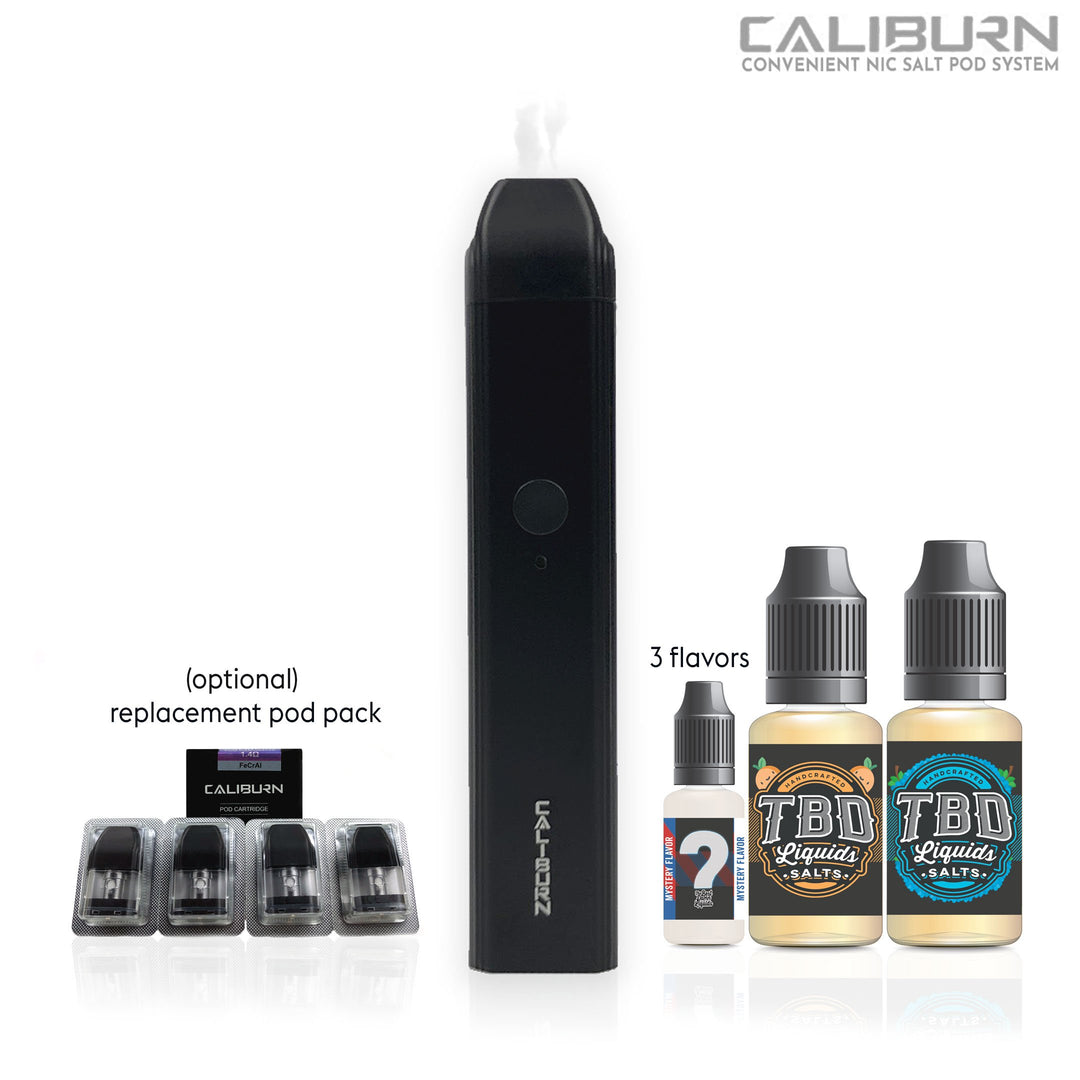 buy uwell caliburn device pod pack deal