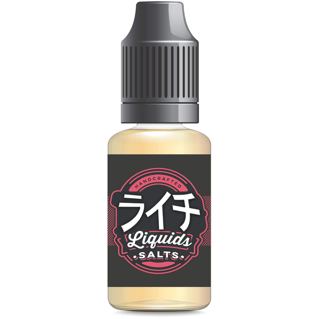 Lychee Candy by TBD Salts - New White Gummy Bear Nic Salt Juice Flavor