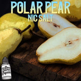 best menthol nic salts 2019 - tbd liquids polar pear fruit salt e-juice