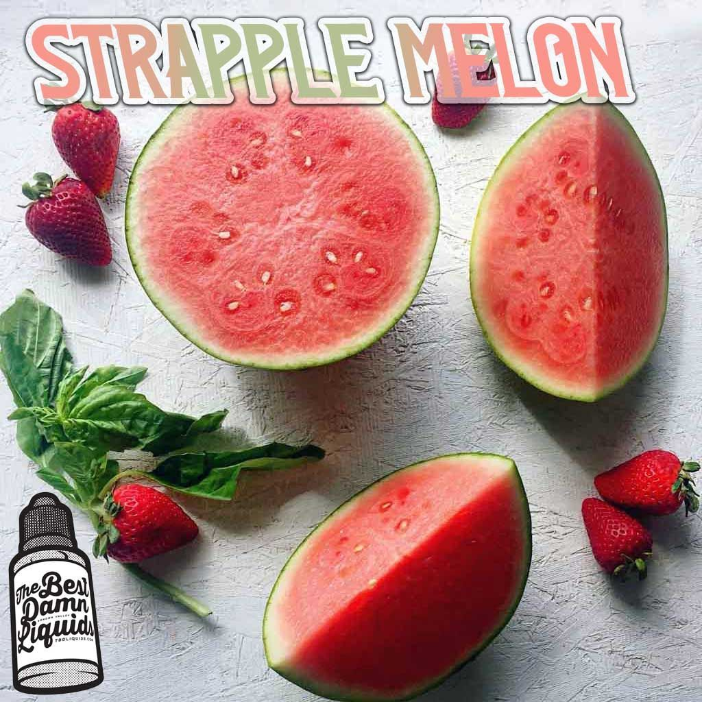 new strapple melon e-liquid flavor tbd