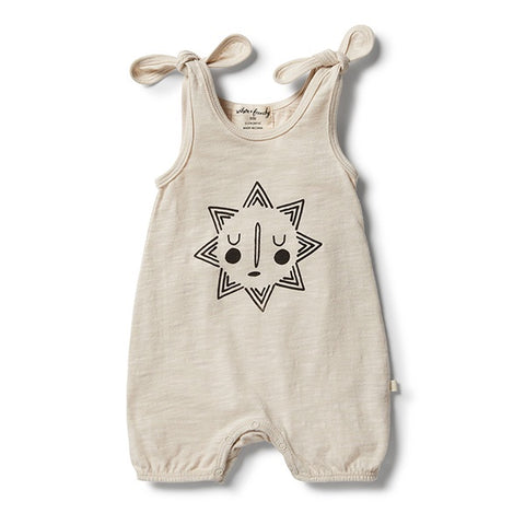 WILSON + FRENCHY | Smiling Sun Playsuit