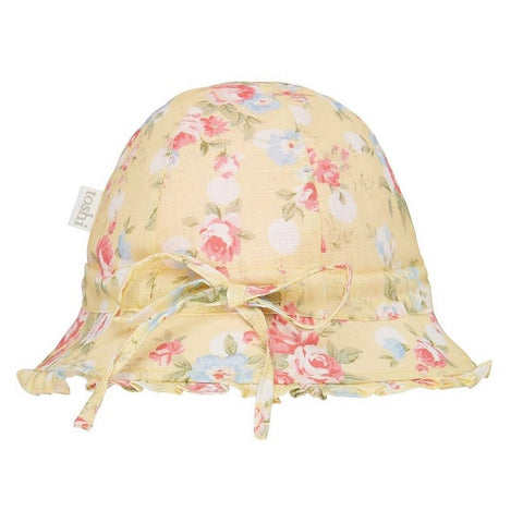 TOSHI | Bell Hat Pretty Buttercup