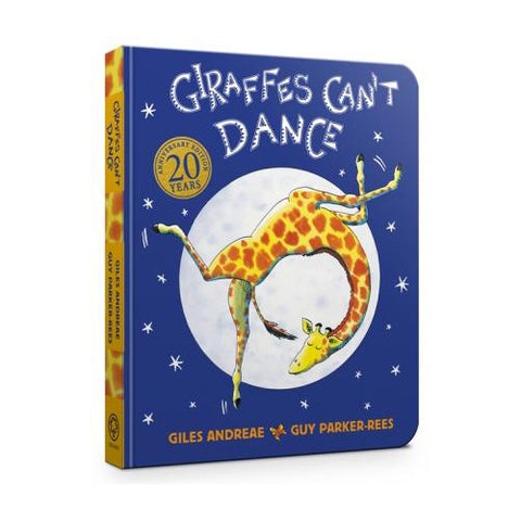 Giraffes Can't Dance B/B