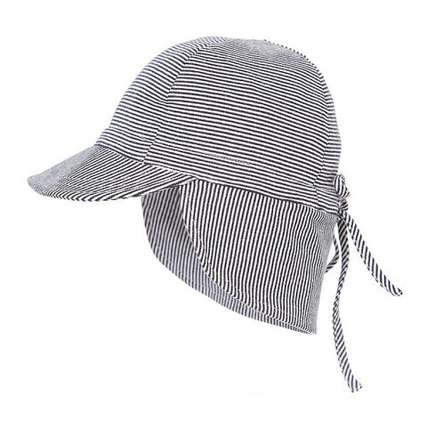 TOSHI | Flap Cap Baby Periwinkle