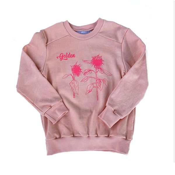 BELLA + LACE | Danny Jumper Strawberry Smoothie