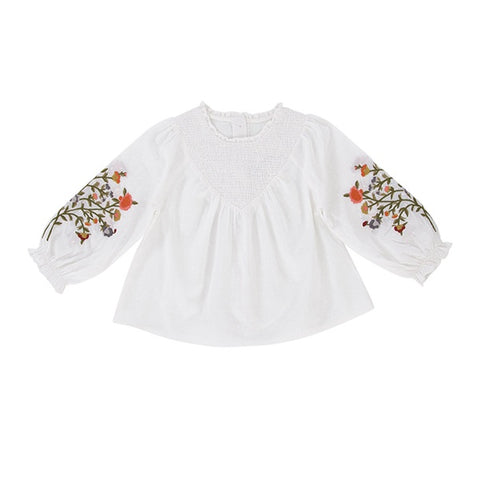 PEGGY | Rimini Top White