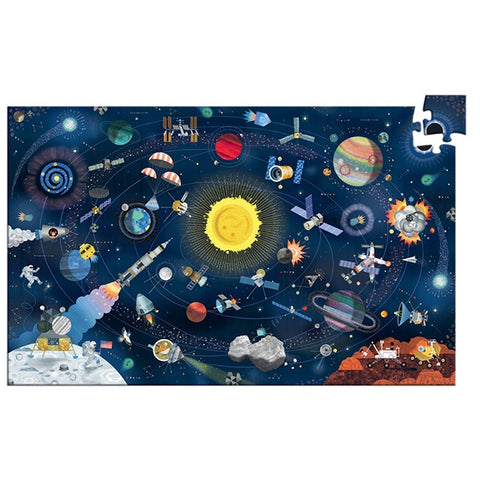 DJECO | Space - 200pc Observation Puzzle