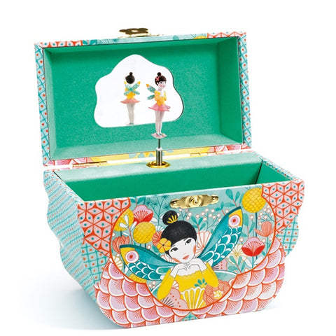 DJECO | Music Box Flower Melody