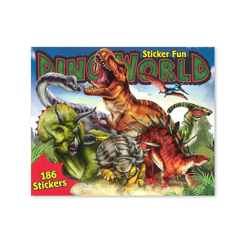 DINO WORLD | Sticker Fun