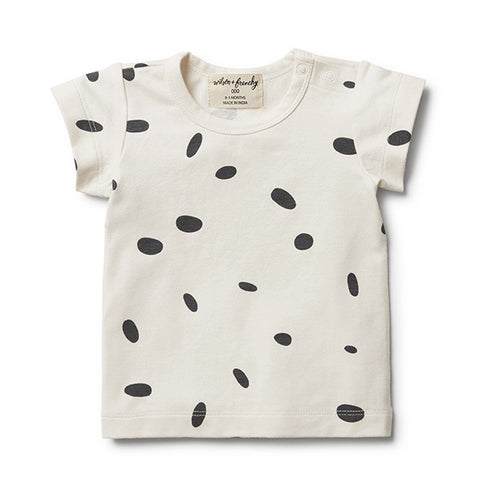 WILSON + FRENCHY | Speckled Spots Tee
