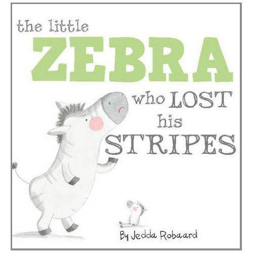 Little Zebra Who Lost His Stripes