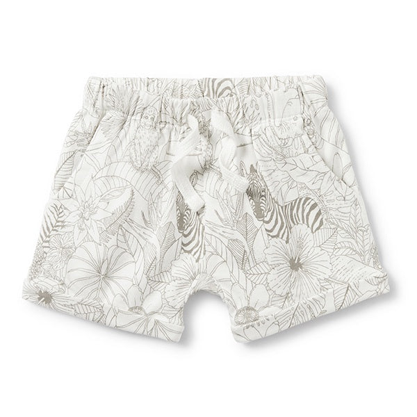 WILSON + FRENCHY | Slouch Shorts Peek-A-Boo