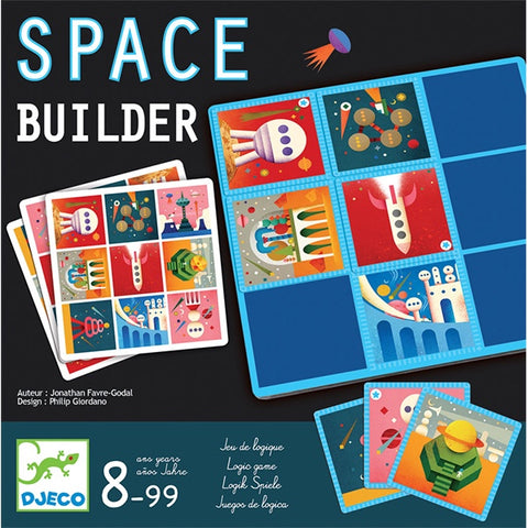DJECO | Space Builder Game