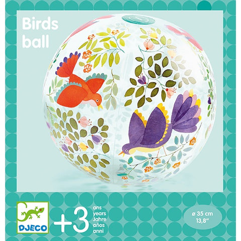 DJECO | Inflatable Birds Ball