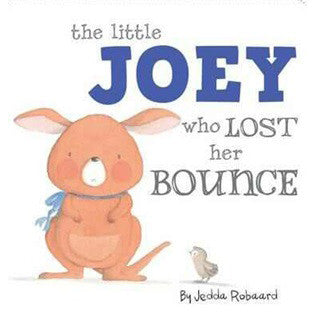 Little Joey Who Lost Her Bounce