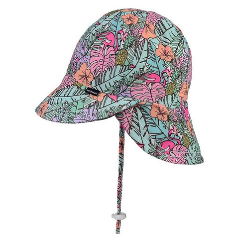 BEDHEAD HATS | Swim Legionnaire Tropical Print