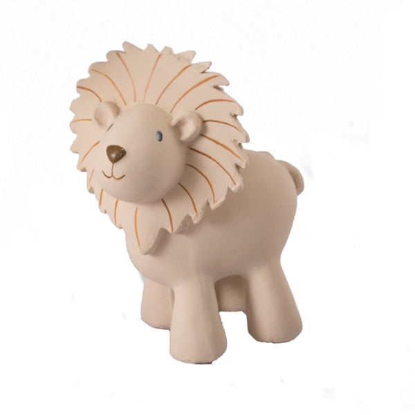 Lion Rattle & Teether