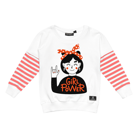 ROCK YOUR BABY | Girl Power T-Shirt