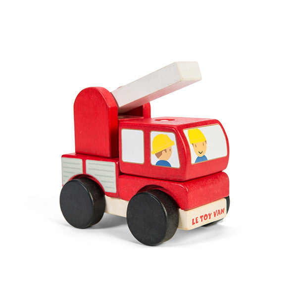 LE TOY VAN | Fire Engine Stacker