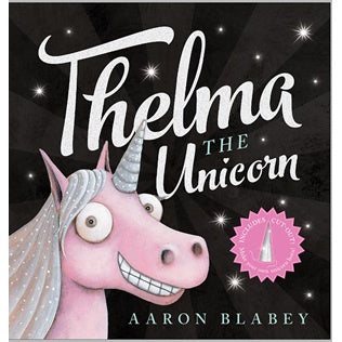 Thelma The Unicorn With Unicorn Horn