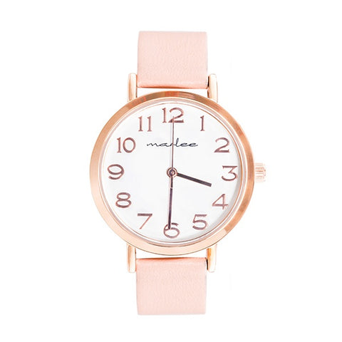 Marlee Watch Co Blush
