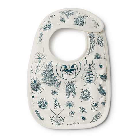 WILSON + FRENCHY | Creepy Crawly Bib