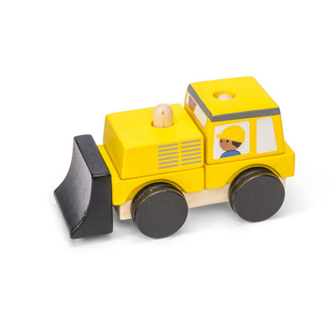 LE TOY VAN | Bulldozer Stacker