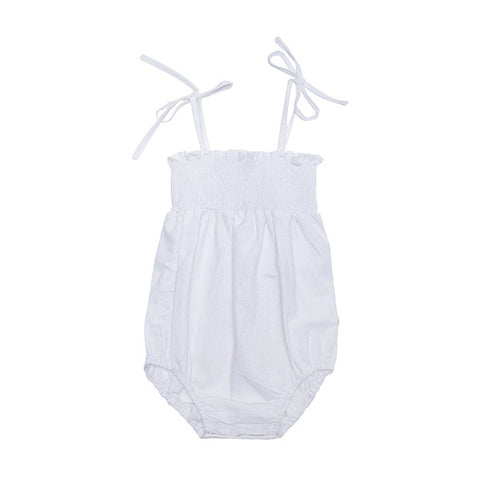 ALEX & ANT | Holly Playsuit White