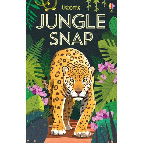 Jungle Snap Cards