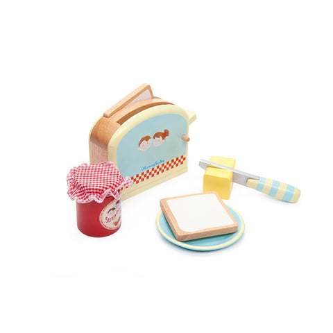 LE TOY VAN | Honeybake Toaster Set