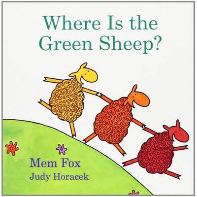 Where is the Green Sheep? B/B